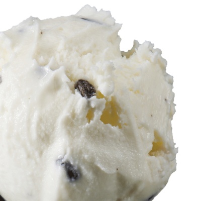 White Mint Choc Chip Ice Cream