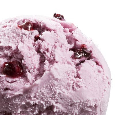 Blackberry Fool Ice Cream